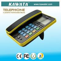 fashionable corded desktop landline phone