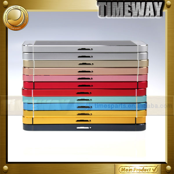 Timeway Solid Color Hard PC Cover for iphone 5 case customized phone case