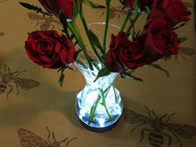 Party Lighting 2015 new products 4inch Under Vase Light
