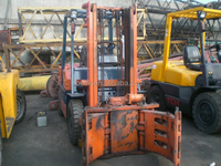 Origianal Japanese durable used TOYOTA 6FD30 forklift 3t in shanghai for sale