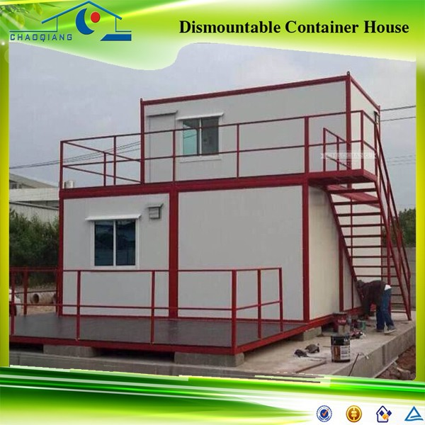 ISO 9001 certificated portable modular container house price