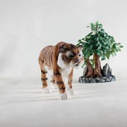 Fashionable new products tiger plush toy animals