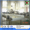 vegetable processing line washing cooking cooling freezing machine