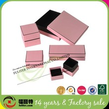 Fine empty recycled gift boxes wholesale