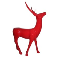 Christmas decorative deer