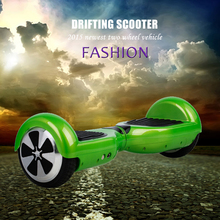 Hot sale!Smart small tire electric motor scooter for adults 2 wheel self balancing mini unicycle scooter 6.5 inch skateboard