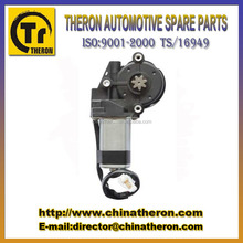 electrical power window regulator motor 12v 24v auto spare parts three holes seven teeth 742-607 pantiac
