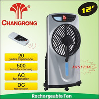 solar fan with motor & battery powered geepas rechargeable fan