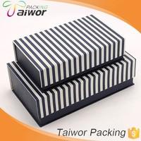 Wholesale Custom Pattern Design Magnet Lid Paper Electronics Gift Box
