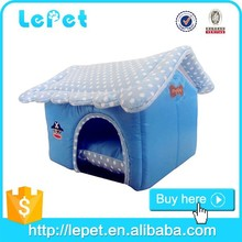 Factory wholesale indoor novelty dog house new soft pet dog house