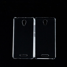 Ultra Thin Transparent Clear Plastic Hard Mobile Phone Case For Xiaomi Redmi Note 2