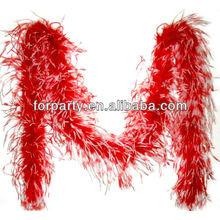 CG-FB019 Ostrich feather boa High quality feather boa