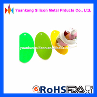 Round Shaped Cup Mats Round Silicone Placemat Round Heat-Resistant Mat
