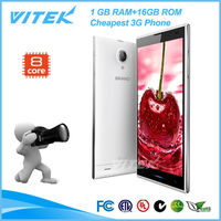 "Hot 5.5"" MTK 6592 Octa Core China Cheapest 3G Android Phone Mobile"