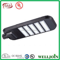 200w Popular Style LED Parking Lot Light With High Lumen Super Power Waterproof