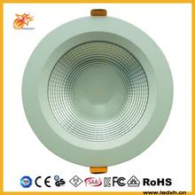 Best price high quality 12W LED Sharp /Epistar COB led downlight australian standard