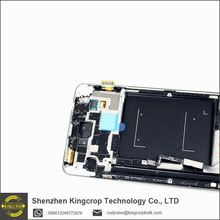 lcd spare parts for samsung galaxy note 4