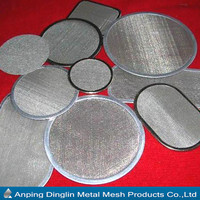 Made in China aluminum Filter Disc Wire Mesh