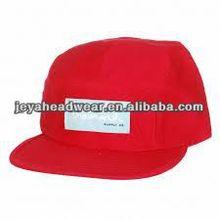 JEYA fashional and beautiful 5 panel sports cap