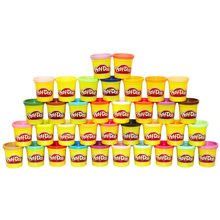 Play Doh Mega Pack Cans Modeling Clay Creative Colors Kids Fun Preschool Toys Model