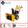 24 inches luxury pannel operate 7HP Loncin gasoline snow thrower