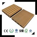 De alta qualidade projetado piso wpc laminado decks de china 150 * 25