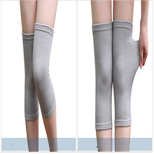 2015 New product MODAL knitting knee sleeve support