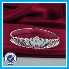 Elegant fashion bracelet 2015 for sale 925 sterling silver bracelet