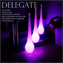 Contemporary Cheapest garden out door led floor lamp