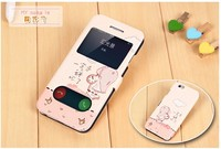 Hot and Fashionable Leather Case for iphone 6