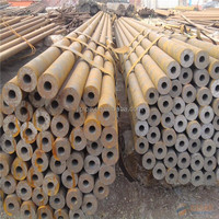 DIN1629 ST42 hot rolled steel pipe for machining