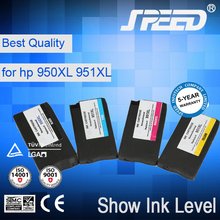 Original quality for hp 950 compatible ink cartridge with German ink