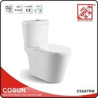 Chinese Sanitary Ware Two Piece Ceramic Toilet Set
