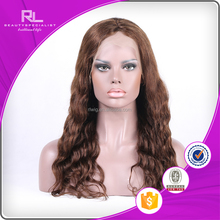 Volume supply durable human hair ladies wigs mumbai
