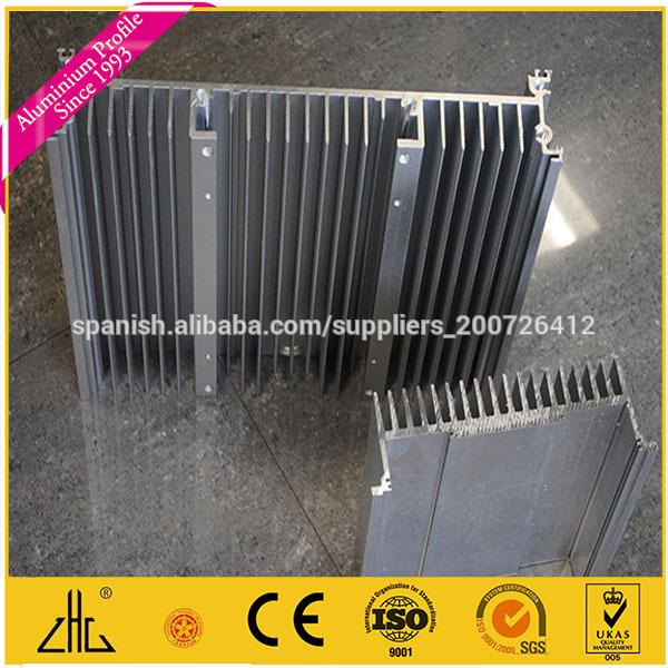 Perfil de aluminio electrofor tica champ n recubrimiento - Perfiles de aluminio precios ...