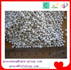 CMCN fertilizer balls for agriculture used