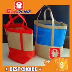 OEM new style wholesale pp woven shopping bag
