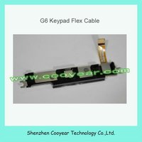 flex cable keypad ribbon membrane for htc legend g6 a6363 paypal is accepted