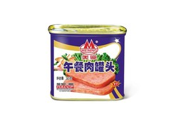340g pork luncheon meat,hot sell canned