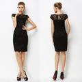 vestidos de coctel cortos negros,vestidos ajustados