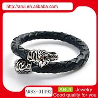 Men jewelry fashion bangle best friend bracelets leather for making bracelets