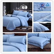 100% cotton european style king size quilt bed set duvet cover