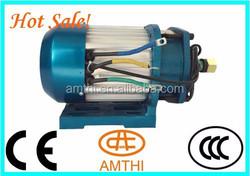 Brushless Dc Electrical Car Motor With CE,1kw 2kw 3kw Brushless Permanent magnet Motor for vehicle,Amthi
