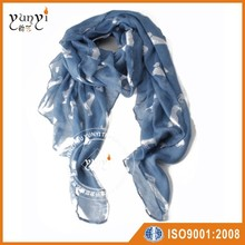 new design dog printing scarf air conditioning scarves wholesale
