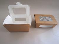 new design paper food packaging box