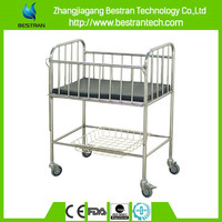 BT-AB106 hot sales baby hospital bed multifunction adult size cribs