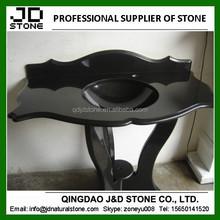 black granite wash basin tops