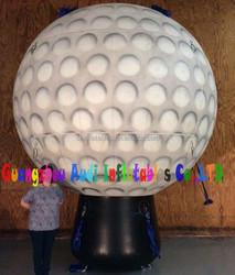 custom large inflatable Golf Ball balloon, advertising balloon for sale