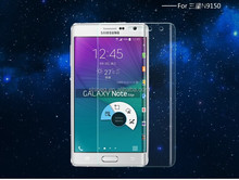for samsung galaxy note edge N9150 clear screen protector