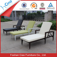 Wholesale swimming pool outdoor patio furniture sun bed